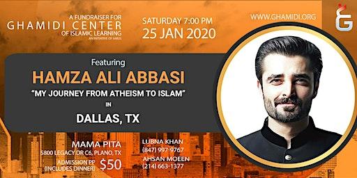A Fundraiser for Ghamidi Center with Hamza Ali Abbasi