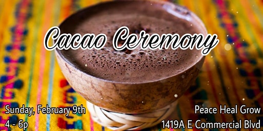 Journey to the Heart: A Cacao Ceremony
