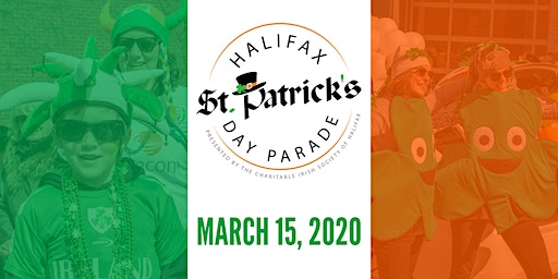 MARCHING ENTRIES: 13th Annual Halifax St. Patrick's Day Parade