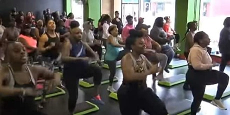 Strive 2 Fitness Slide Class tickets