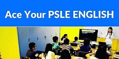 Ace your PSLE Paper 2 Workshop Punggol Sengkang Hougang tickets