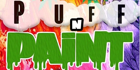 Puff and Paint @ The Tasting Room 420 Friendly tickets