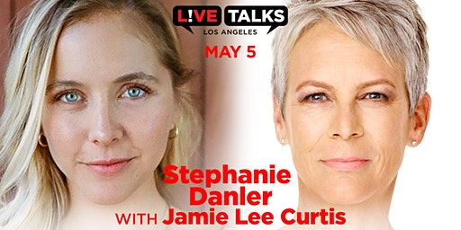 Stephanie Danler in conversation with Jamie Lee Curtis