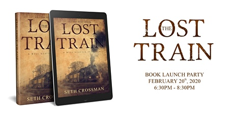 The Lost Train Book Launch Party tickets