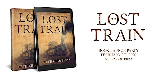 The Lost Train Book Launch Party