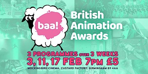 Overlap presents the BAAs Public Choice Voting Screenings