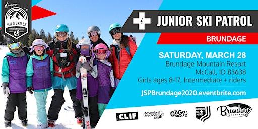 WILD SKILLS Junior Ski Patrol: Brundage