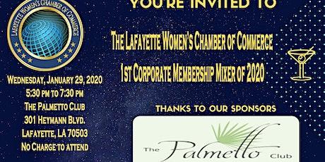 Corporate Membership Mixer tickets