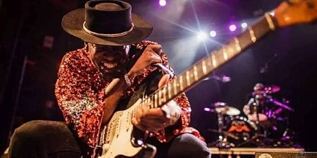 Carvin Jones @ The Palace Theatre tickets