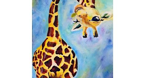 Giraffe - The Fiddler Rouse Hill