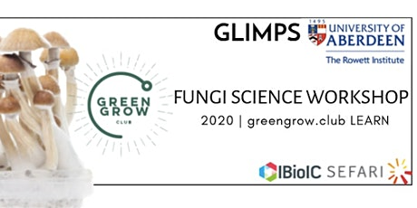 CANCELLED - Fungi Science (Waste, Cultivation, Food, Health, Biomaterials) tickets