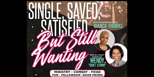 Single and Saved women's event