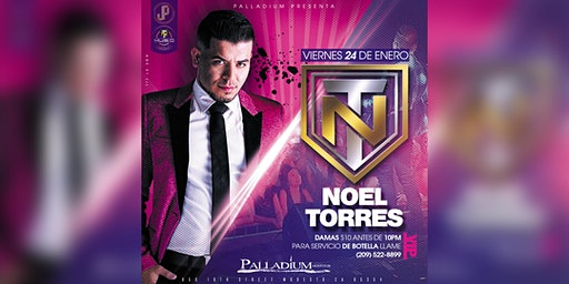Get your FREE Noel Torres $10 before 10PM ticket. GOOD FOR LADIES ONLY!