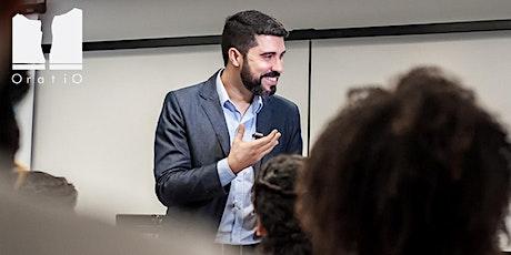 Fale Bem em Público em 2020 - Workshop de Oratória - Volta Redonda - TARDE ingressos