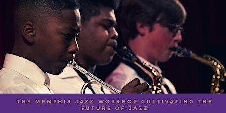 Memphis Jazz Workshop Fundraiser tickets
