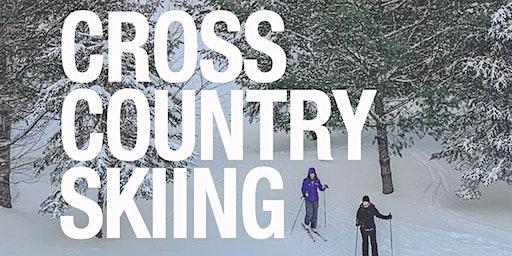 Cross Country Ski at Virginia Meissner SnoPark