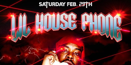 Lil Housephone & Friends tickets