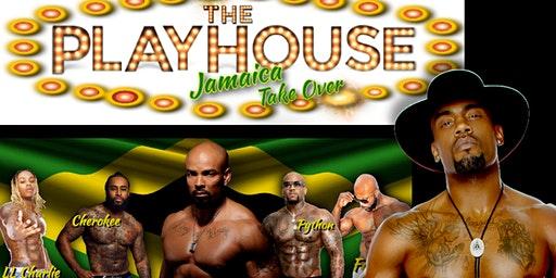 The Playhouse / Jamaica Take over (Unpredictable)