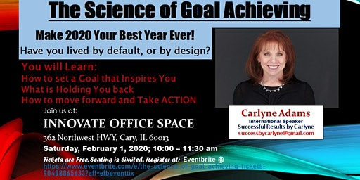 The Science of Goal Achieving