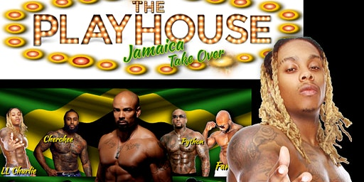 The Playhouse / Jamaica Take over (LL Charlie)