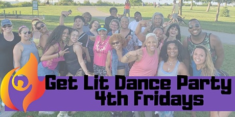 Get Lit Dance Party  w. Nola Movement tickets