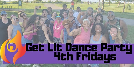Get Lit Dance Party  w. Nola Movement