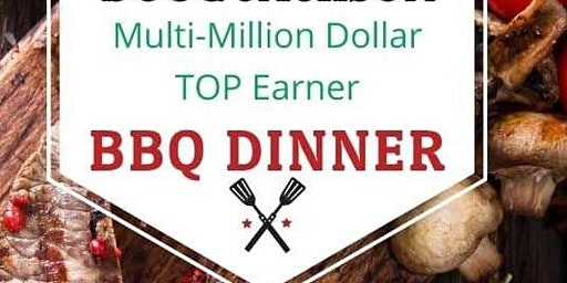 BBQ Dinner with Guest Speaker Doug Jackson
