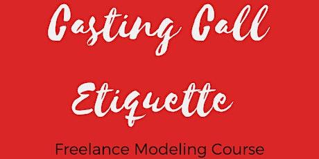 Casting Call Etiquette billets