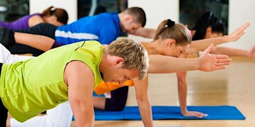 Singles Yoga Event