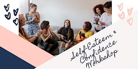 Self-Esteem & Confidence Workshop tickets
