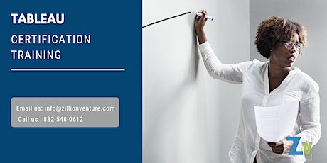 Tableau Certification Training in St. Louis, MO tickets
