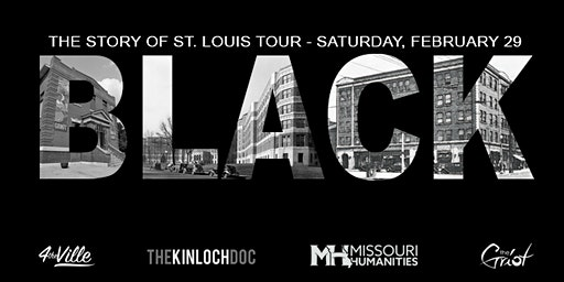 Black History Month - The Story of Black St. Louis Bus Tour