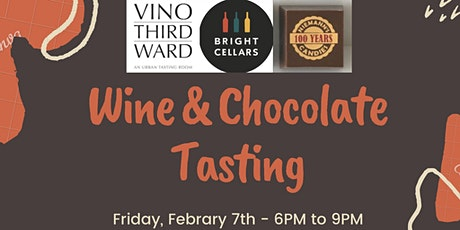 Wine & Chocolate Tasting tickets