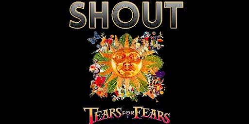 Jantar Show Tributo ao Tears For Fears