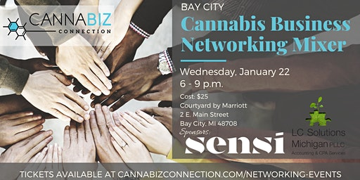 Bay City Cannabiz Connection Networking Mixer