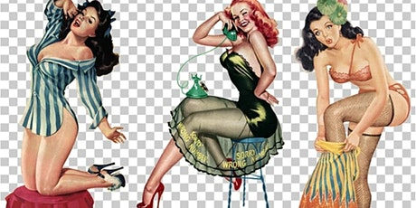 PAINT YOUR SEXY SIDE!!!!   As a 1950's Pin Up Girl. GREAT VALENTINE'S GIFT. tickets