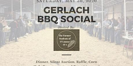 Gerlach BBQ Social tickets