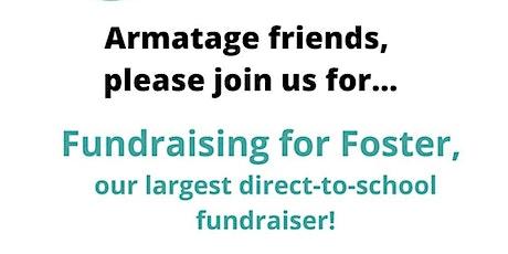 Armatage Montessori / Fundraising for Foster 2020 tickets