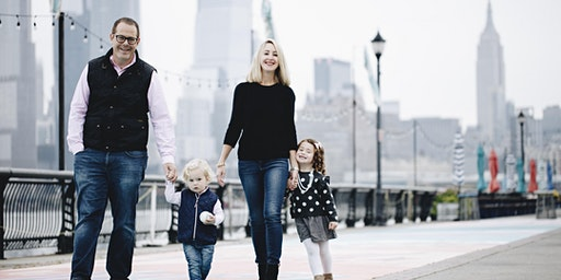 Complimentary Photo Sessions at Hoboken Pier 13