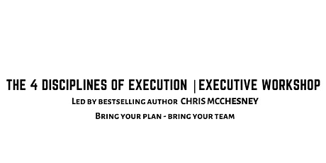 Ivy Tech Community College - 4 Disciplines of Execution Executive Workshop tickets