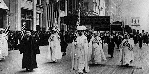 Reception for League of Women Voters Historic Photo Exhibit