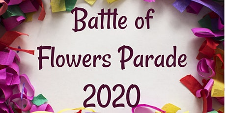 Battle of the Flowers Parade 2020 tickets