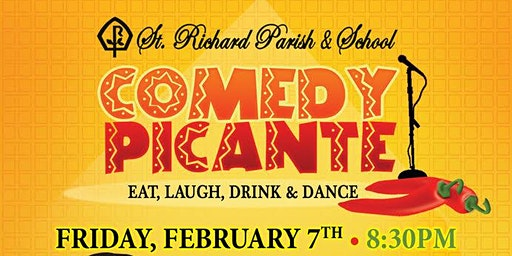 Comedy Picante at St. Richard