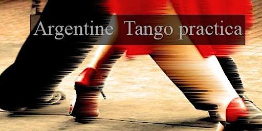 Argentine Tango practica