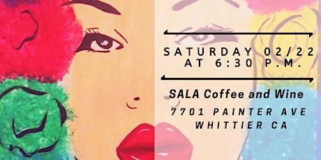 'Selena' Paint and Sip at SALA tickets