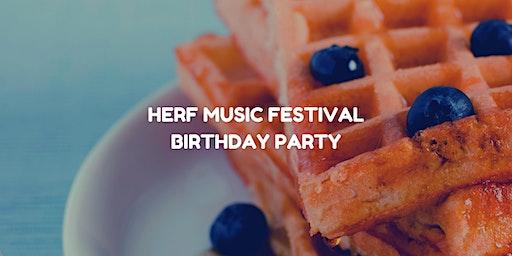 HERF Music Birthday Party - Rehan 2021