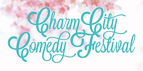 7:00 PM Thurs Apr 30th - 2020 Charm City Comedy Festival tickets