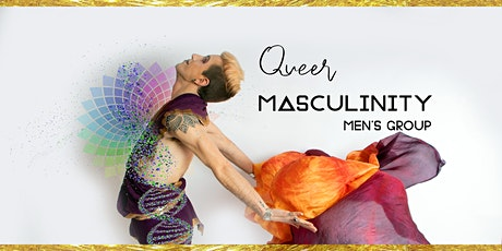 Queer Masculinity Men's Group tickets