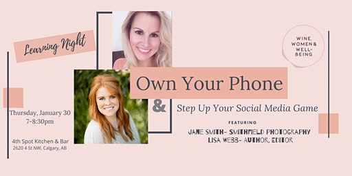 Photos, Social, Bios & Your Biz: Calgary