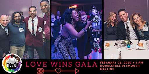LOVE WINS Gala Hosted by the Montgomery County LGBT Business Council